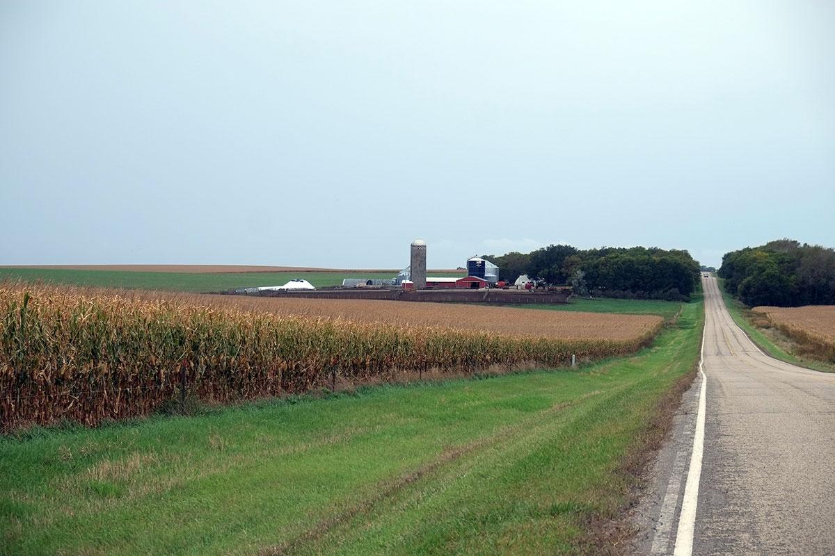 The Minnaert farm