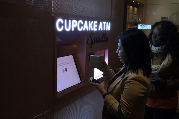 The cupcake ATM: access to cupcakes at all hours