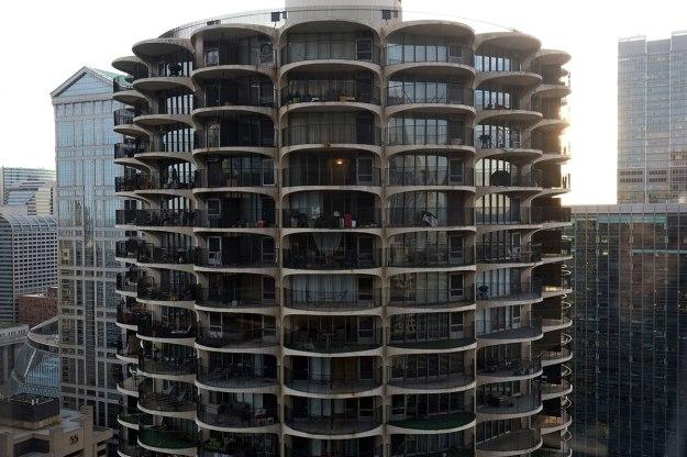 Marina Towers top