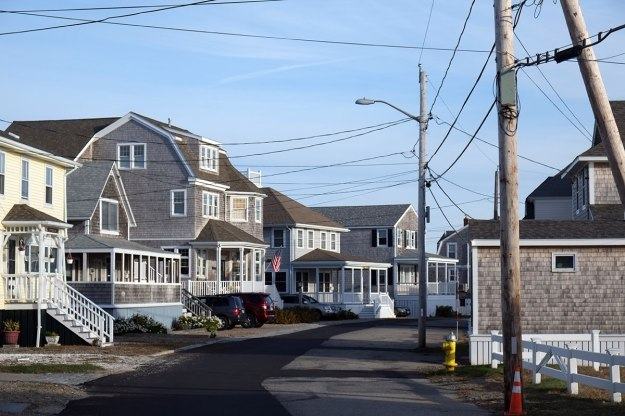 Scituate, Lighthouse Road