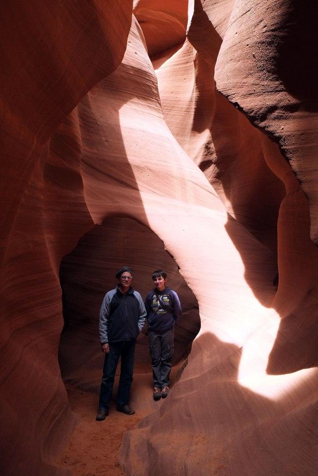 92. Antelope Canyon005DSCF8267