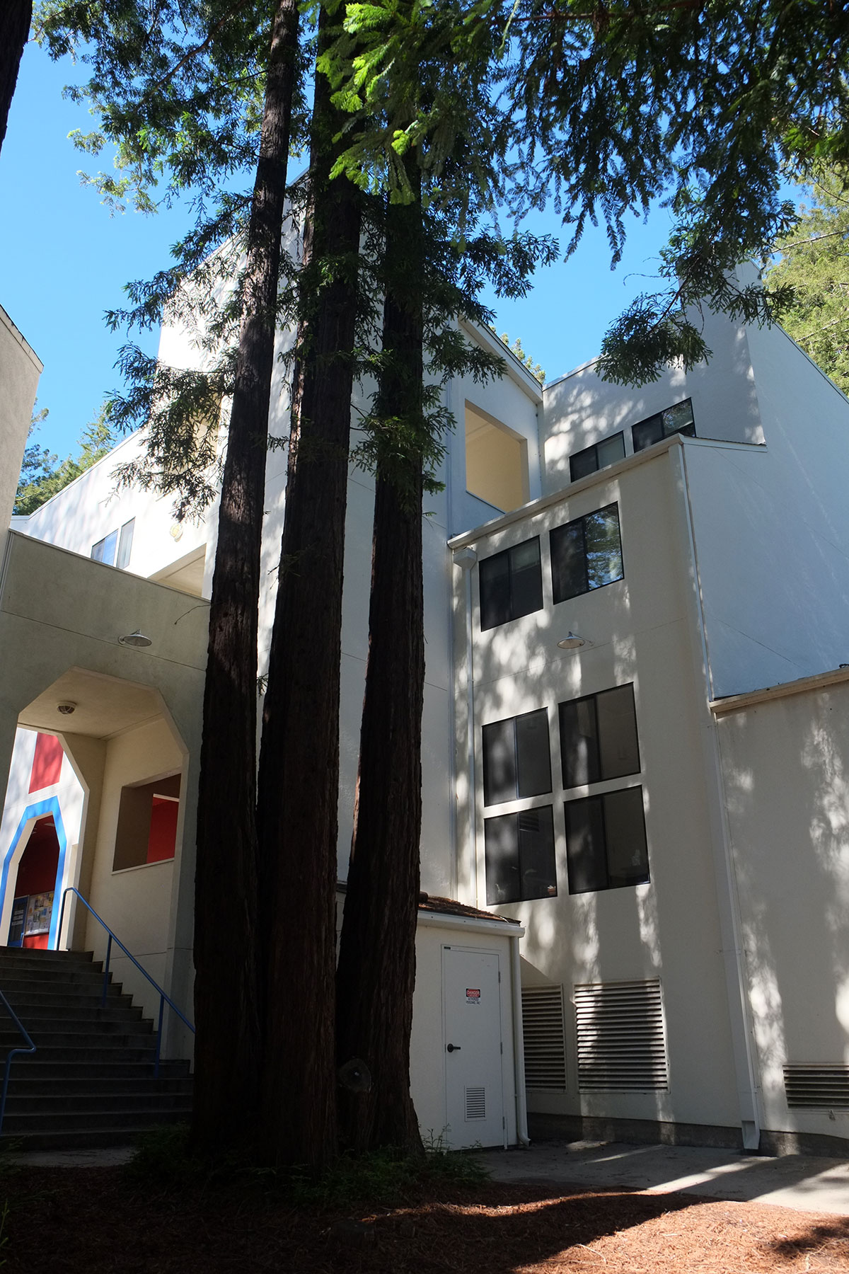 Kresge College UC Santa Cruz Peregrine Nation - Google maps kresgie college us santa cruz